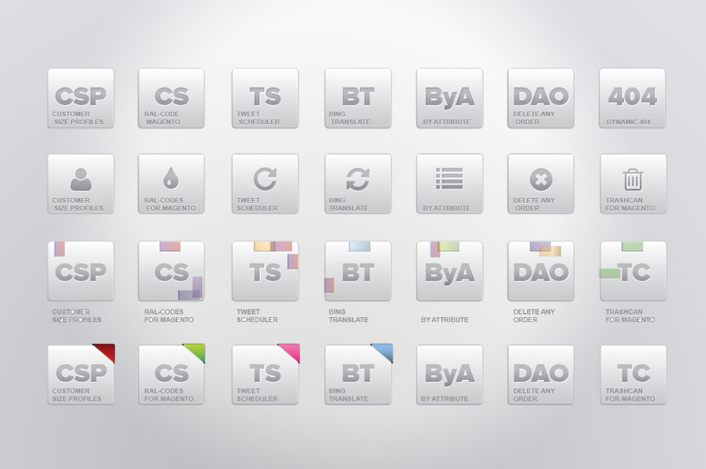 Yireo-icons