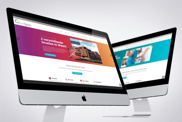 Responsive website Jouwfysio